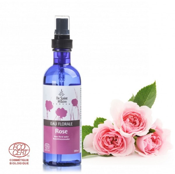 Rosenblütenhydrolat Bio