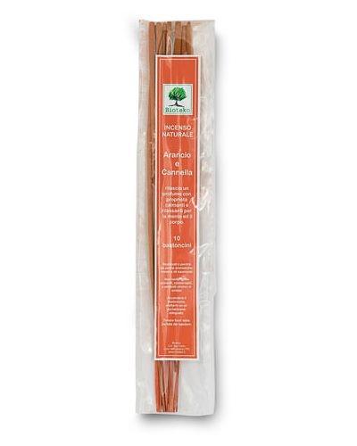 Räucherstäbchen – Orange & Zimt