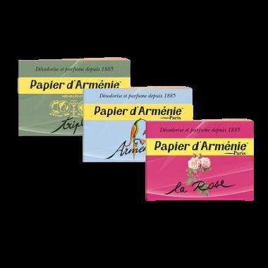 DUFTPAPIER - Papier d'Arménie